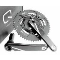 QUARQ Riken SRAM BB30 Power Meter Road Bike Crankset ANT+ 10s 175mm 53/39T NEW