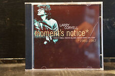Larry Coryell - Moment´s Notice