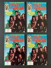 Lot of (4) Saved By the Bell (1992) Harvey Comics Store Stock