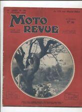 Moto Revue N°779 ; 11 fevrier  1938  : présentation 175 Magnat Debon en 3 photos
