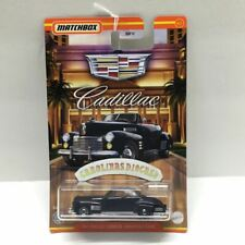 2021 Matchbox Cadillac collection 1941 Cadillac Series 62 Convertible Coupe Walm