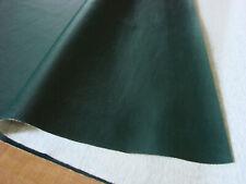 Simili cuir vert au mètre automobile ameublement Tissu Revetement Skaï Moleskine