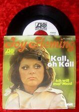 Single Joy Fleming: Kall, oh Kall