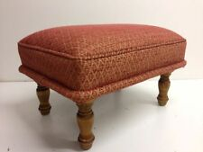 Solid Wood Antique Style Ottomans & Footstools