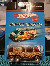 HOT WHEELS GMC MOTORHOME