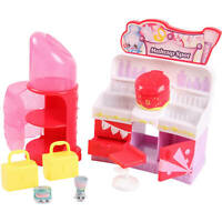 Shopkins Playsets, Fashion Spree  Makeup Spot  2 Exclusive Shopkins NEW