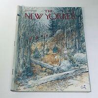 The New Yorker: November 10 1975 Arthur Getz Cover full magazine