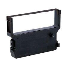 (6) Citizen DP-600 Compatible Black  POS Ribbons IR61 IR-61 Free Shipping!