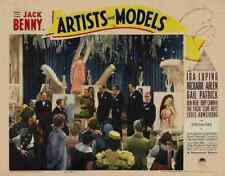 Artists and Models 1937 04 Film A3 Box Canvas