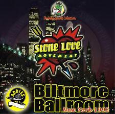 Stone Love Biltmore Ballroon Brooklyn NYC 1992 Rory & Wee Pow
