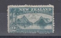 New Zealand 1902 2/- Grey Green SG316 MH J4987