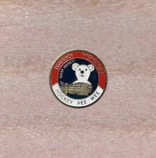 St-Hubert  Pee-Wee Provincial Tournament Hockey Quebec Canada Official Pin Old