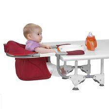 CHICCO Tischsitz mit 360°-Drehung 6 verschiedenen Positionen 6m+ Rot Farbe