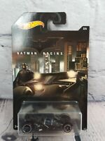 Batmobile Batman Begins DC Comics 3/6 Collectible Diecast by Hot Wheels Mattel