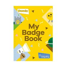 Brownies My Badge Book. OFFICIAL SUPPLIER.