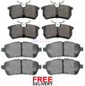 FOR FORD FIESTA MK7 1.6 ST180 ST 180 2012-2017 FRONT & REAR BRAKE PADS SET
