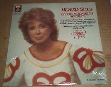 BEVERLY SILLS - Bellini & Donizetti Heroines - Angel AV-34034 SEALED