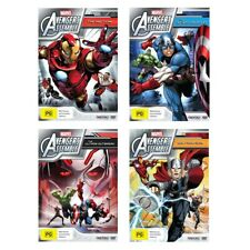 Avengers Assemble Complete Season 2 Collection (DVD Region 4) Volume 1 2 3 and 4