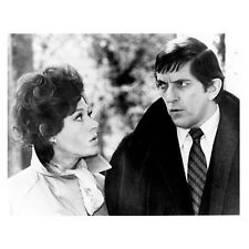 Dark Shadows Jonathan Frid and Grayson Hall Speaking 8 x 10 Inch Photo