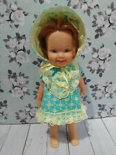 """Vintage Ideal 12"""" Cinnamon Younger Crissy Family Doll Sweet Replacement Outfit"""