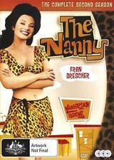 THE NANNY : SEASON 2 (Fran Drescher)  -  DVD - UK Compatible - sealed