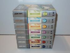 STAR TREK THE NEXT GENERATION DVD SET FULL SERIES SEASON 1-7