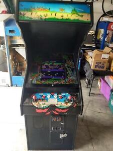 Multicade Arcade Game w/ Ms Pacman, Donkey Kong, Galaga, Frogger, & more