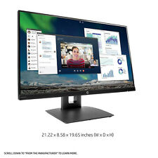 HP VH240a 23in 1920x1080 Monitor with Built-in Speakers - BNIB