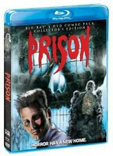 Prison [Collector's Edition] [2 Discs] [DVD/Blu-ray] (2013, Blu-ray NEW)