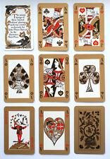 1980s 'JPS-JOHN PLAYER SPECIAL' p/cards. Carta Mundi. Illustrator: NICK PRICE