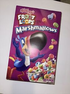 Best By August 23, 2019 Froot Loops with Marshmallows 10.5oz Kelloggs Cereal NEW