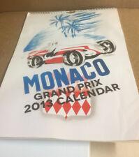 Monaco Grand  Prix Calender 2013