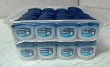 NEW LOT OF 48 Vaseline Original Pure Skin Jelly Lip Therapy Travel Size 7g