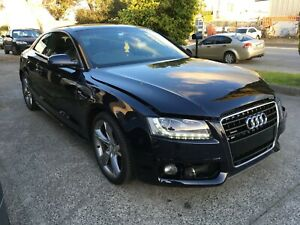 AUDI A5 COUPE S LINE V6 TURBO DIESEL QUATTRO REPAIRABLE WRITE OFF EASY TO REPAIR