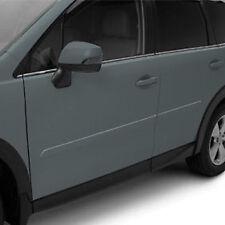 2012-2014 Subaru Legacy & Outback Body Side Molding Indigo Blue Pearl OEM NEW