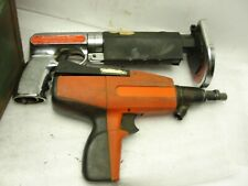 Ramset Red Head Nail Gun Accessories D60 Case Working Industrial Itw & Nails
