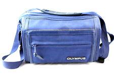 OLYMPUS Branded Camera and Lens Gadget Bag. (Small Quality Bag for Digi or Film)
