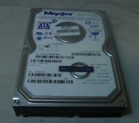 """80GB Maxtor DiamondMax Plus 9 YAR511W0 HP 332649-001 3.5"""" SATA Hard Drive / HDD"""