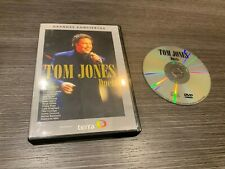TOM JONES DVD DUETS  SPANISH EDITION
