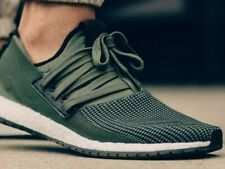 Adidas PureBOOST R  Olive Men's Shoes Trainers Boost BB0813