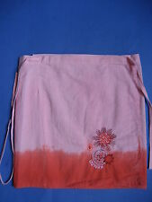 New RRP$85 Designer Kenzo Junior Kids Girls summer Wrap Skirt Sz 5 - 6 yrs !