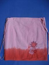 New RRP$85 Designer Kenzo Junior Kids Girls summer Wrap Skirt Sz 5 - 6 yrs !