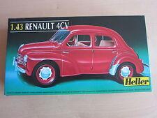 TOP!!! HELLER 80174 Renault 4CV 1:43 in OVP!!!
