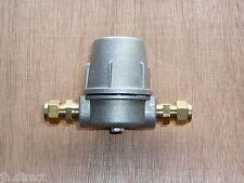 10mm3/8 alliage métallique bol de filtre à huile chaudière de chauffage réservoir
