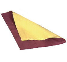 Jeweler's Gold & Silver Rouge LARGE Polishing Cloth + FREE ITEM INCLUDED!