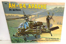 BOOK WW2 Squadron Aircraft # 95 AH-64 APACHE in Action op 1989 1st