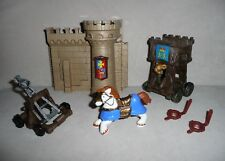 Keenway Adventure Castle Knights Quest Castle Replacement Pieces HTF