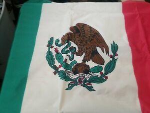 Vintage 2x3 Mexico Flag
