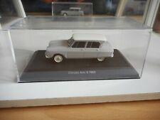 Solido Citroen Ami 6 1963 in Light Grey on 1:43 in Box