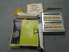 GE RMC2PL Remote control master selector switch
